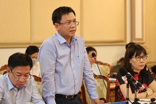 Lãnh đạo H.Bình Chánh nói gì về khu Bình Xuyên xây trái phép 17 năm mà không bị xử lý?