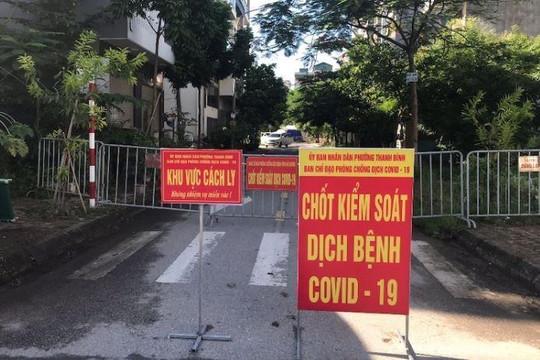 Hải Dương: Gỡ bỏ phong tỏa nhiều cụm dân cư, khu phố