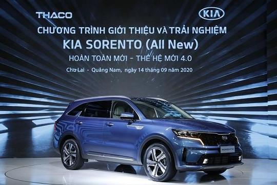 THACO giới thiệu mẫu xe KIA Sorento All New