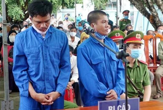 Tổ chức đưa người vượt biên trái phép, 3 bị cáo lĩnh án tù