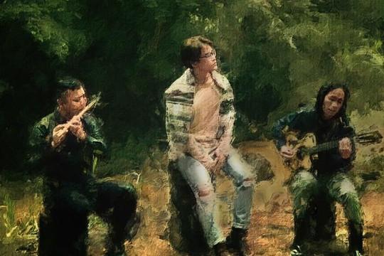 Hà Anh Tuấn hòa mình vào núi rừng trong 'See Sing Share 4'