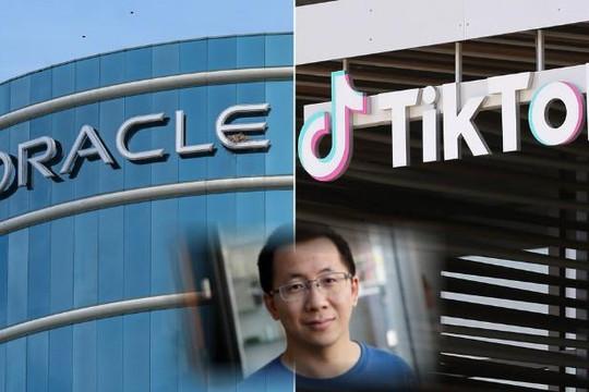 Vì sao CEO ByteDance từ chối 20 tỉ USD của Microsoft, nhờ Oracle cứu TikTok?