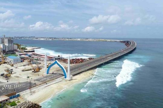 Quần đảo Maldives lo ngại sập 'bẫy nợ' của Trung Quốc