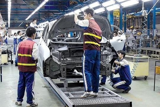 Chính phủ gia hạn nộp thuế tiêu thụ đặc biệt với ô tô sản xuất, lắp ráp trong nước