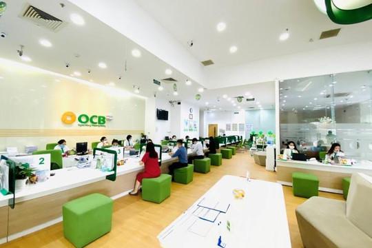OCB được vinh danh trong bảng xếp hạng Fast 500 và Top 10 ngân hàng uy tín năm 2020