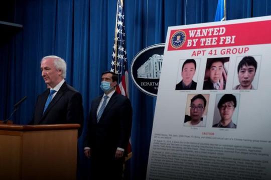 Mỹ truy nã 5 hacker Trung Quốc, bắt 2 doanh nhân Malaysia: 1 người nói thân với Bộ An ninh