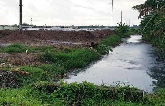 Sóc Trăng: Doanh nghiệp gây ô nhiễm bị phạt 1,3 tỉ đồng