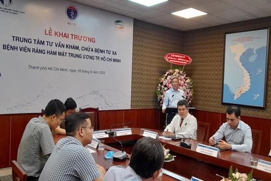 Thứ trưởng Bộ Y tế: Cả nước có 1.100 điểm cầu khám chữa bệnh từ xa, vượt dự kiến
