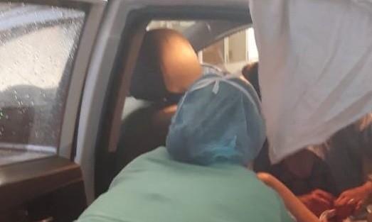Tài xế taxi giúp sản phụ sinh con trong mưa bão