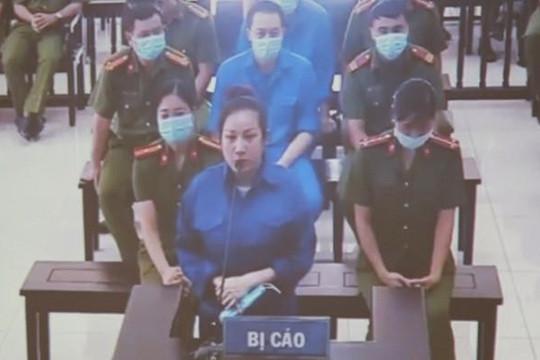 Vụ thao túng đấu giá đất tại Thái Bình: Vợ Đường Nhuệ lĩnh án 18 tháng tù