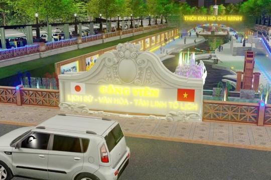 Các chuyên gia kỳ vọng sông Tô Lịch có thể sớm thành 'Công viên văn hóa'