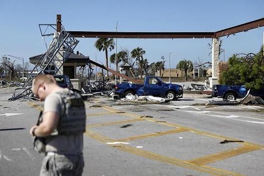 Biến đổi khí hậu là kẻ thù nguy hiểm của quân đội Mỹ