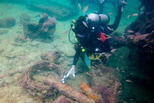 Phát hiện xác tàu nô lệ từ thế kỷ 19 ngoài khơi Mexico