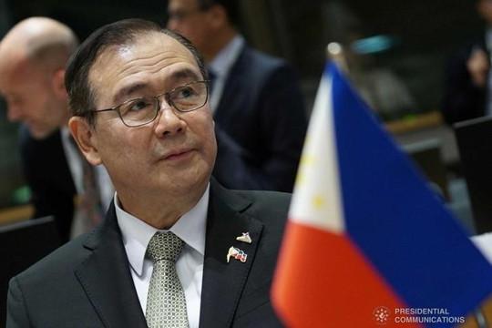 Philippines quyết không để Trung Quốc loại phương Tây khỏi Biển Đông