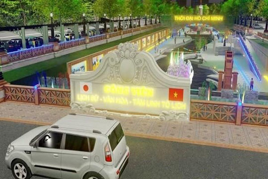 Chủ tịch JVE nói gì về dự án cải tạo sông Tô Lịch thành Công viên lịch sử - văn hóa - tâm linh?