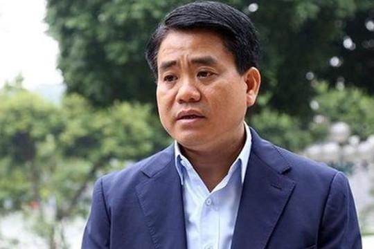 Bãi nhiệm ông Nguyễn Đức Chung, bầu tân Chủ tịch Hà Nội vào 25.9