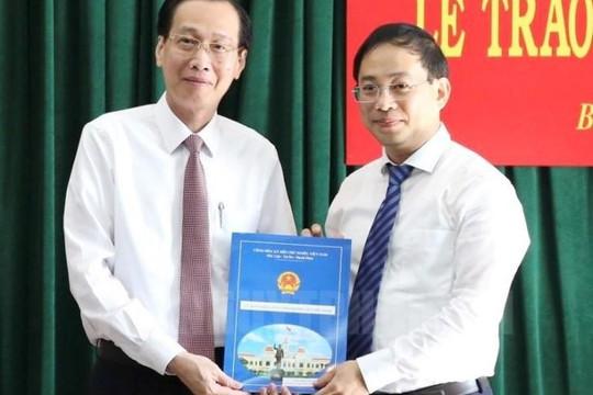 TP.HCM bổ nhiệm, điều động nhân sự chủ chốt tại nhiều quận huyện