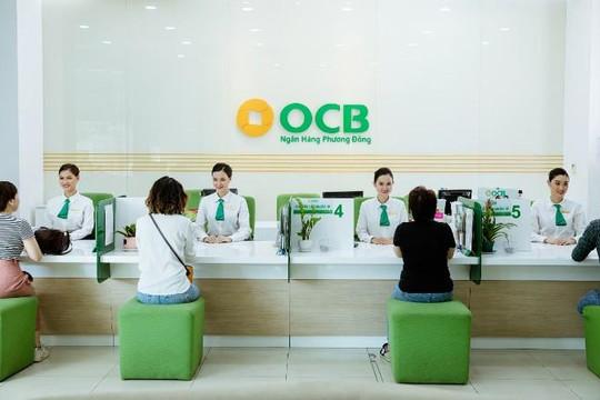 OCB: Hoàn 30% tiền khi thanh toán hóa đơn tự động qua ngân hàng điện tử