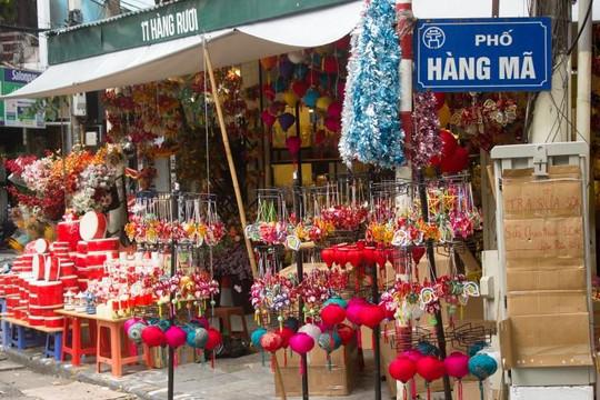 Hà Nội: Cấm 5 tuyến phố để phục vụ lễ hội Trung thu phố cổ 2020