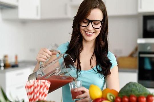 Học thói quen ăn uống lành mạnh để giữ dáng chuẩn