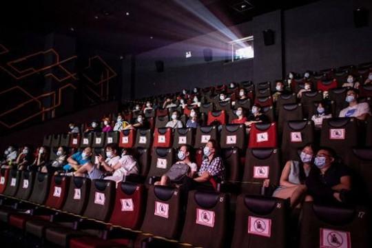 'Ngành công nghiệp điện ảnh Trung Quốc nằm dưới bóng của Mỹ 5 năm tới'