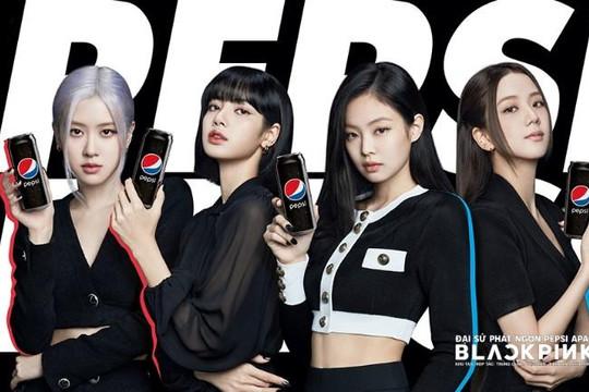 Nhóm nhạc nữ BLACKPINK trở thành đại diện phát ngôn mới của Pepsi