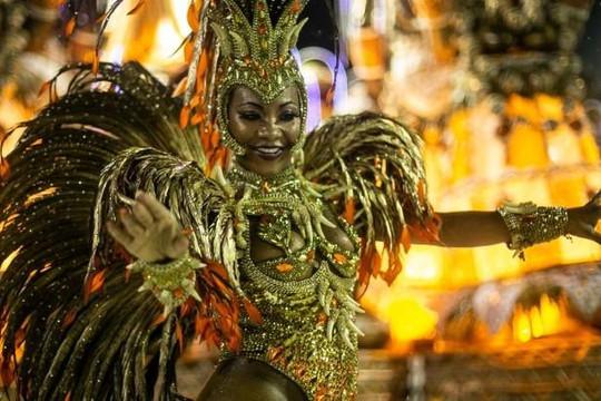 Lễ hội Carnival Rio de Janeiro 2021 bị hủy vì COVID-19