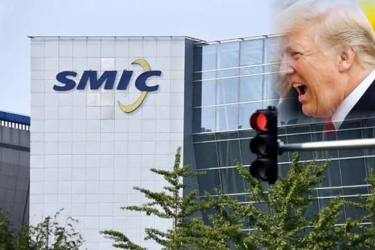 Chính quyền Trump trừng phạt hãng sản xuất chip lớn nhất Trung Quốc, công ty Mỹ hoang mang