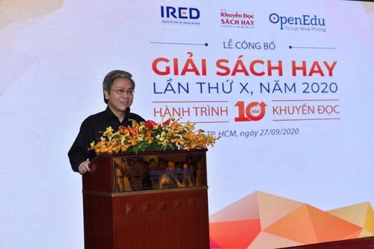 Giải Sách hay 2020: Tiểu thuyết 'Từ Dụ thái hậu' và nhà văn Trần Thùy Mai được vinh danh