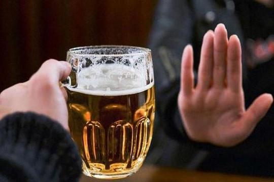 Từ ngày 15.11, ép người khác uống rượu bia bị phạt tới 3 triệu đồng
