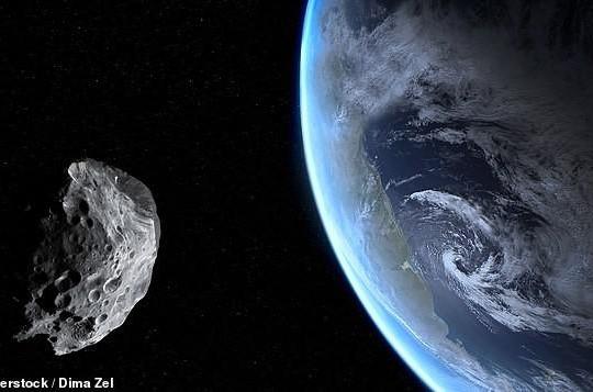 Thiên thạch lướt qua bầu khí quyển Trái đất có thể mang lại sự sống cho sao Kim