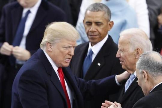 Tổng thống Trump và đối thủ Joe Biden chuẩn bị 'so găng'