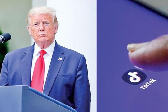 Tòa hoài nghi thần chú 'lo ngại về an ninh quốc gia', ông Trump khó gây áp lực với TikTok