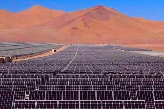 Nhà máy điện mặt trời lớn nhất Mỹ Latinh ở Argentina đi vào hoạt động