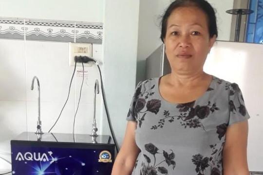 Trà Vinh: Hết bán sữa, hội phụ nữ lại chỉ đạo cấp dưới bán máy lọc nước