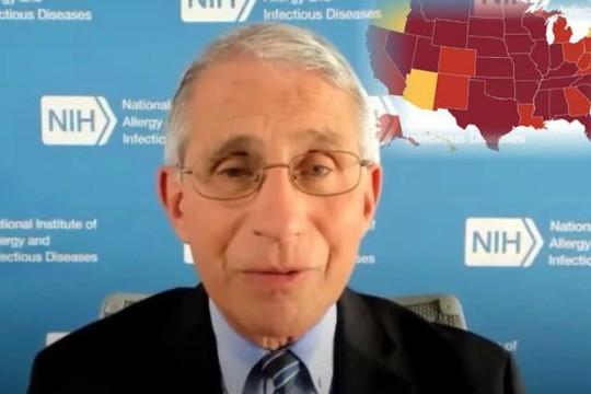 Cố vấn y tế Nhà Trắng: Mỹ không bao giờ thực sự đánh bại được coronavirus