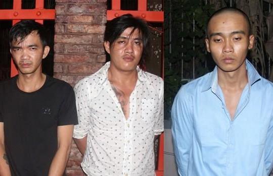 Vĩnh Long: 3 thanh niên mang 2 cây súng tự chế đi bán kiếm lời