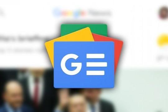 Google cam kết trả 1 tỉ USD cho người làm tin tức trong 3 năm