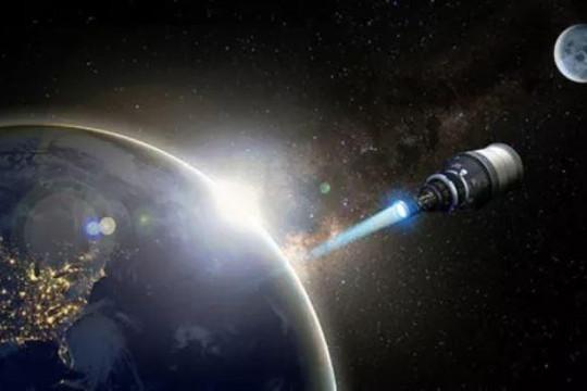 Mỹ phát triển tên lửa hạt nhân để tăng tốc các sứ mệnh không gian