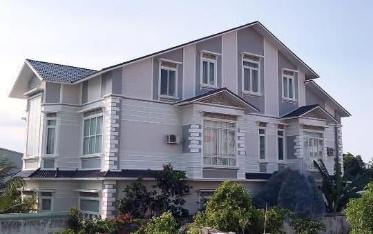 Cà Mau: Nguyên Chủ tịch UBND TP chưa khắc phục việc xây dựng căn 'biệt phủ' trái phép