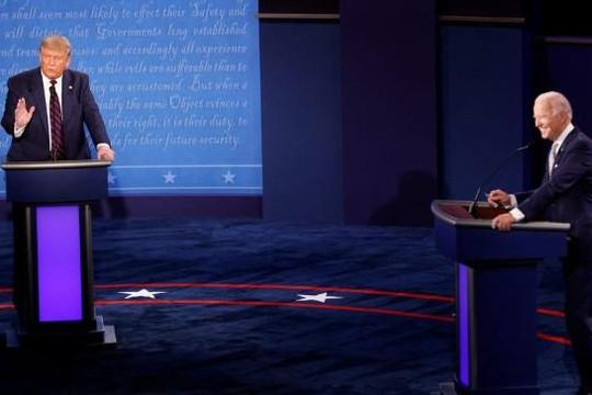Phản ứng của thế giới sau cuộc tranh luận tổng thống Mỹ: Sốc