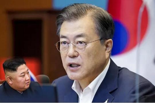 'Quan chức bị giết, Tổng thống Moon thăm dò thái độ Kim Jong-un tránh khiêu khích Triều Tiên'