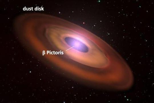 Hình ảnh trực tiếp đầu tiên về ngoại hành tinh cách Trái đất 63 năm ánh sáng
