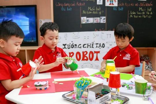 Sở GD-ĐT TP.HCM thúc đẩy phát triển mô hình giáo dục STEM