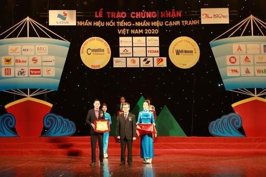 Eurowindow – Top 10 Nhãn hiệu nổi tiếng nhất Việt Nam 2020