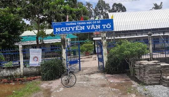Cà Mau: Kết quả trúng thầu xây dựng Trường THCS Nguyễn Văn Tố là đúng quy định
