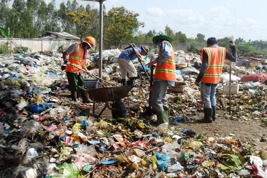 Không thống nhất trong việc quản lý, cấp phép xử lý chất thải nguy hại