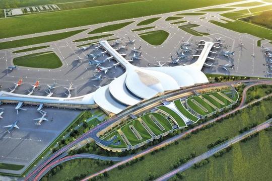 Giảm 2.500 tỉ đồng tổng mức đầu tư sân bay Long Thành
