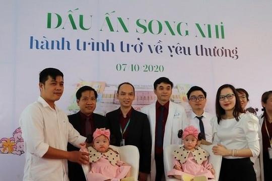 Bệnh viện sẽ đồng hành cùng Trúc Nhi – Diệu Nhi đến năm 18 tuổi