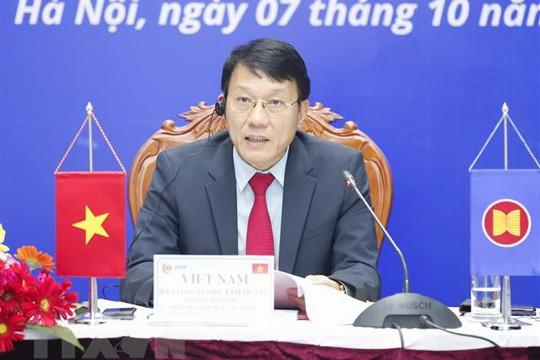 Việt Nam hợp tác tích cực với ASEAN về đảm bảo an ninh mạng